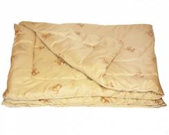 Одеяло классик (летнее) с наполнителем шерсть овцы